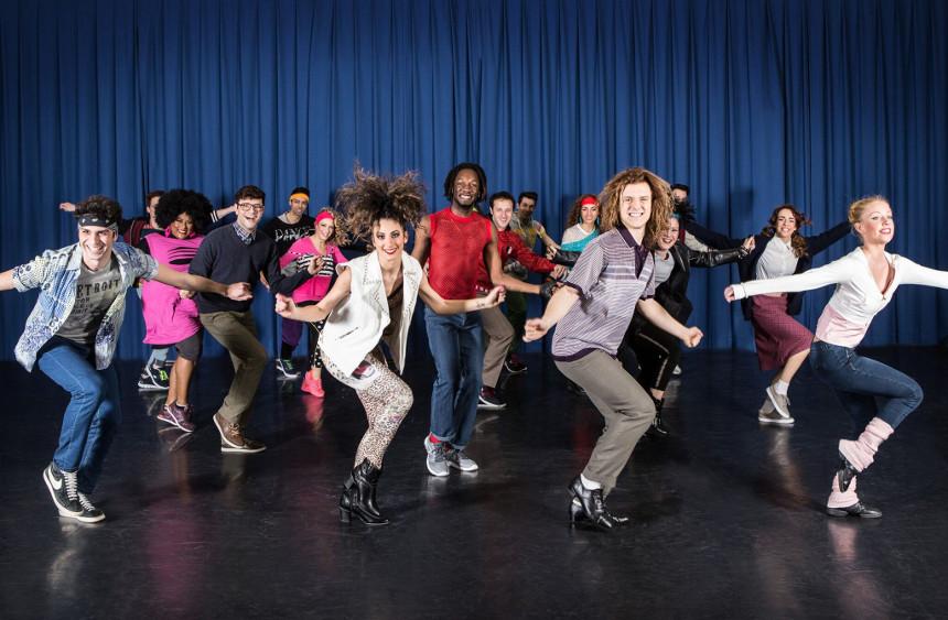 Fame il musical a Milano - cast 4
