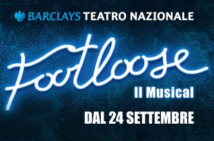 Footloose il musical logo