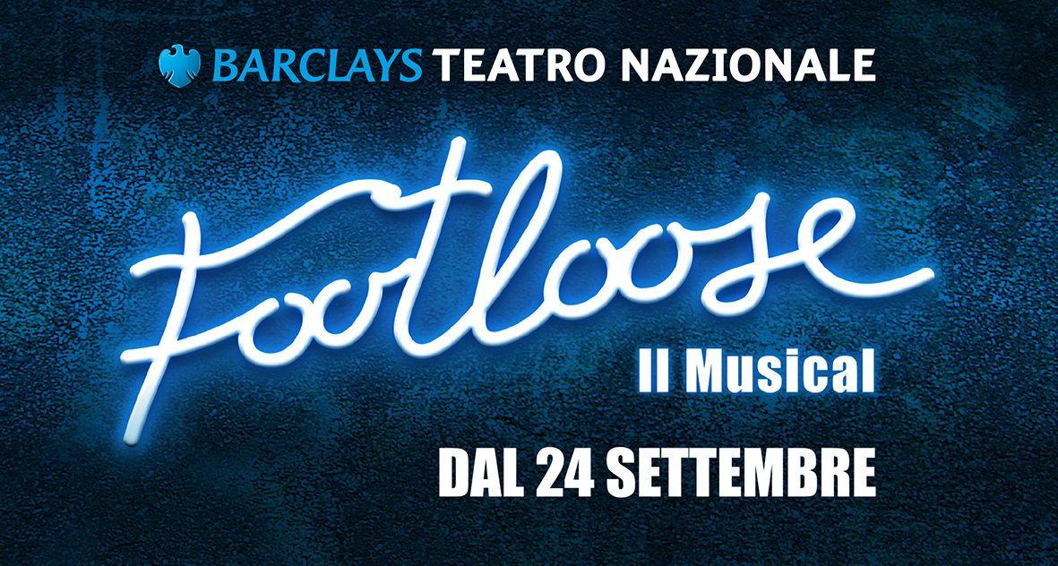 Footloose il musical logo