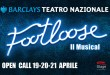 Footloose musical audizioni casting