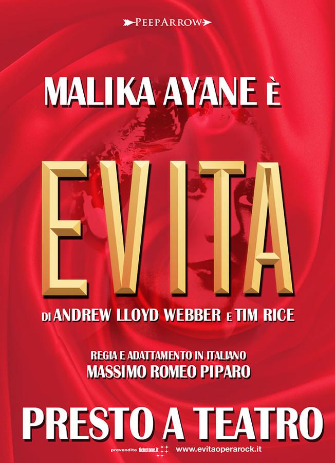 Malika Ayane - Evita Peron - Piparo