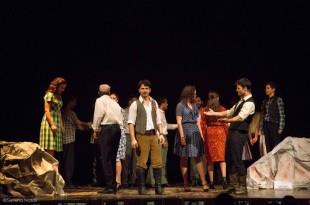 Salvatore Giuliano Il Musical di Dino Scuderi a Civitanova Marche