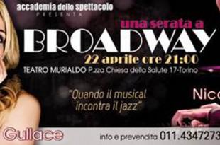 Una serata a Broadway con Valentina Gullace e Nicola Sergio