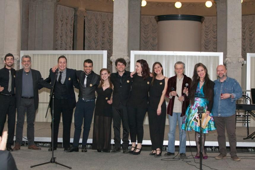 vincitori di PrIMO 2016 - Premio Italiano del Musical Originale