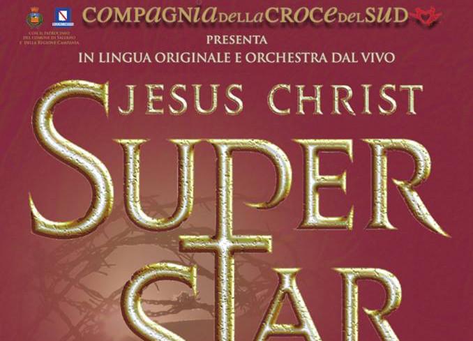 Locandina compagnia della croce del sud jesus christ superstar tag