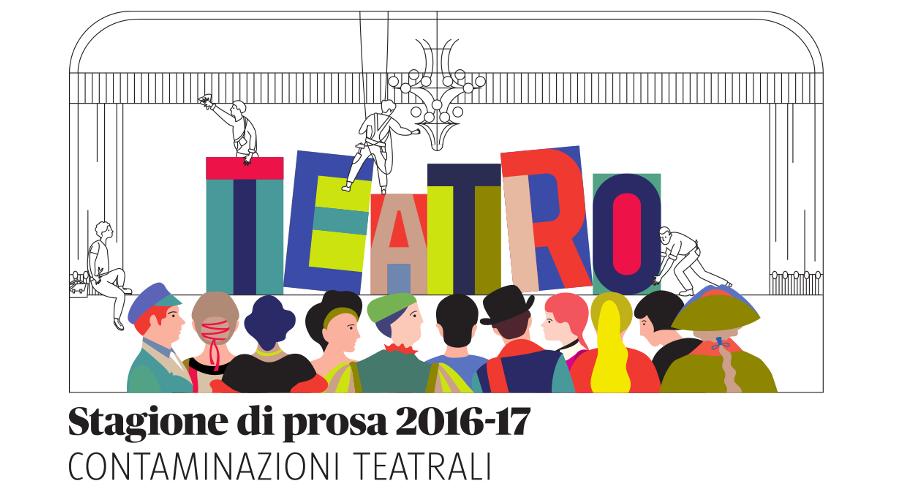 CTB 2016 2017 Brescia - Stagione di Prosa tra contaminazioni teatrali TAG