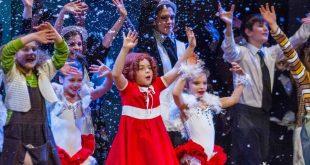 Annie Jr Manzoni Family - bando audizione 2016