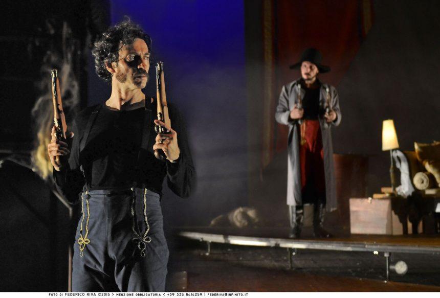Bologna - Teatro Duse 2016 2017 - i duellanti - boni