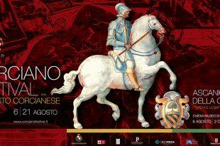 Corciano Festival 2016 - manifesto