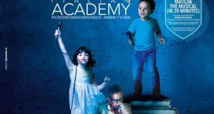 Arriva Matilda the Musical Italian Academy rivolto a scuole di arti performative