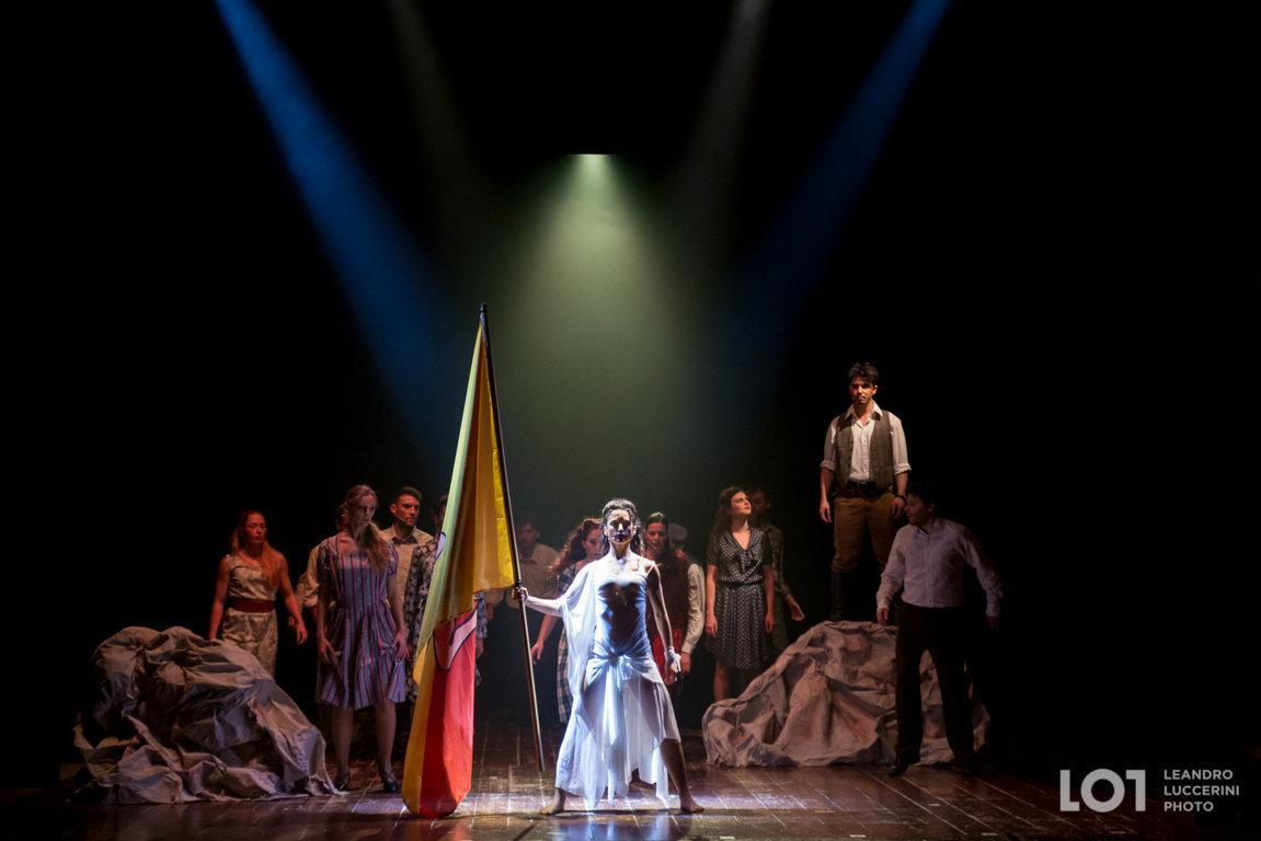 Salvatore Giuliano Il Musical a favore delle popolazioni terremotate