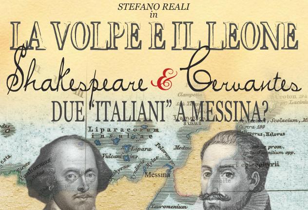 La Volpe e il Leone_Locandina a Messina - regia stefano reali - tag