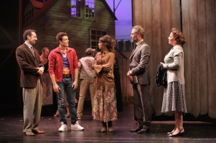 Recensione Footloose il musical - gruppo
