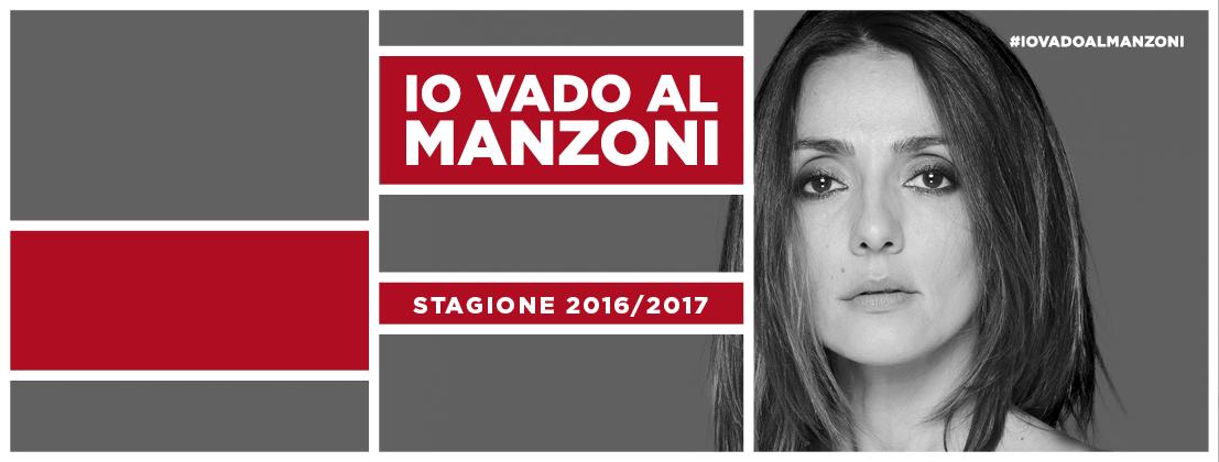 Teatro Manzoni 2016 2017 - gli spettacoli della stagione