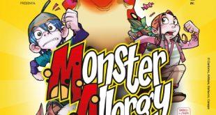 Monster Allergy locandina