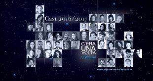 C' era una volta... le Favole 2016 - 2017 il cast