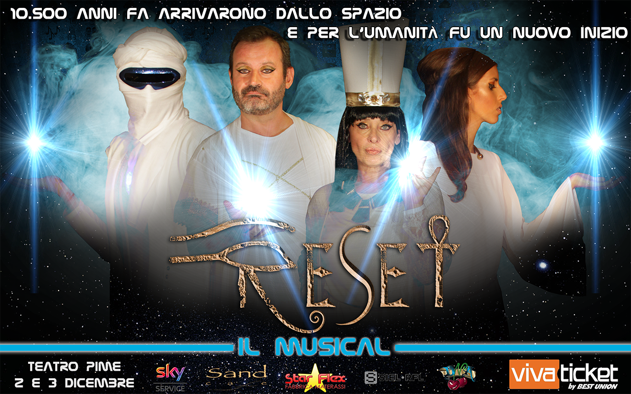 Reset Il Musical