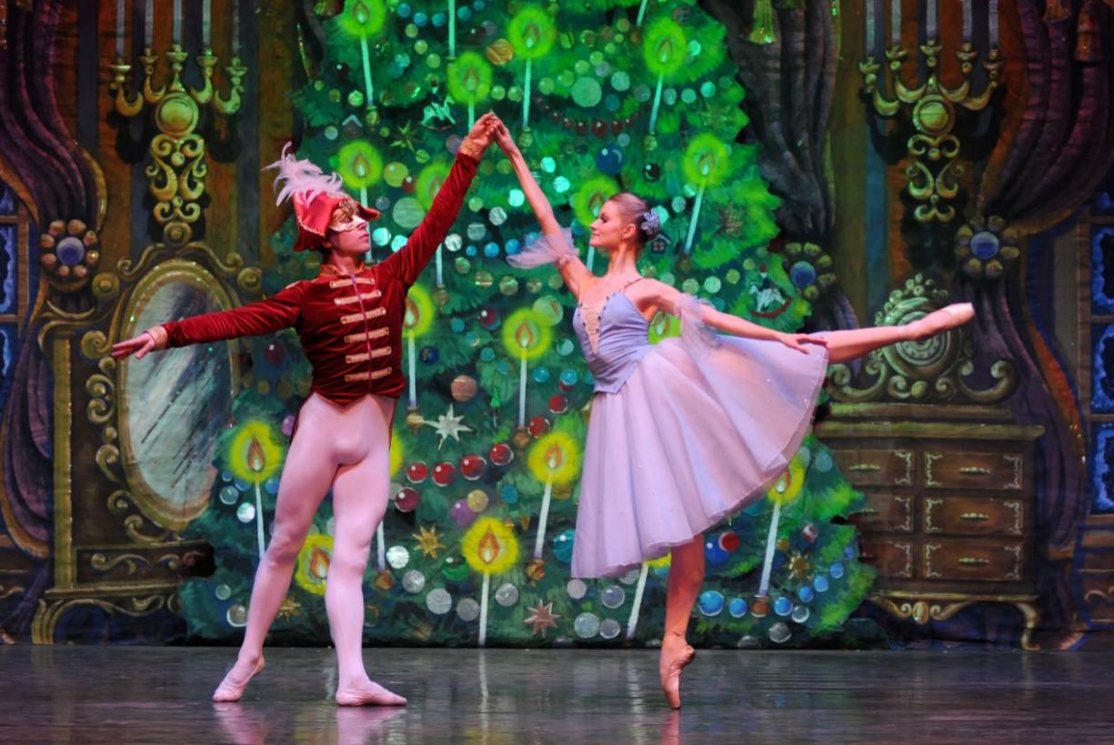 Royal Ballet of Moscow - il tour in Italia tra dicembre 2016 e gennaio 2017 - lo SCHIACCIANOCI