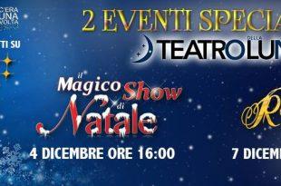 I family show di All Crazy e Soldout al Teatro della Luna Milano