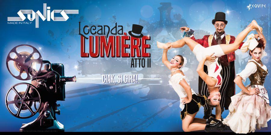 Sonics Germania e spettacoli in scena in Italia 2016 2017