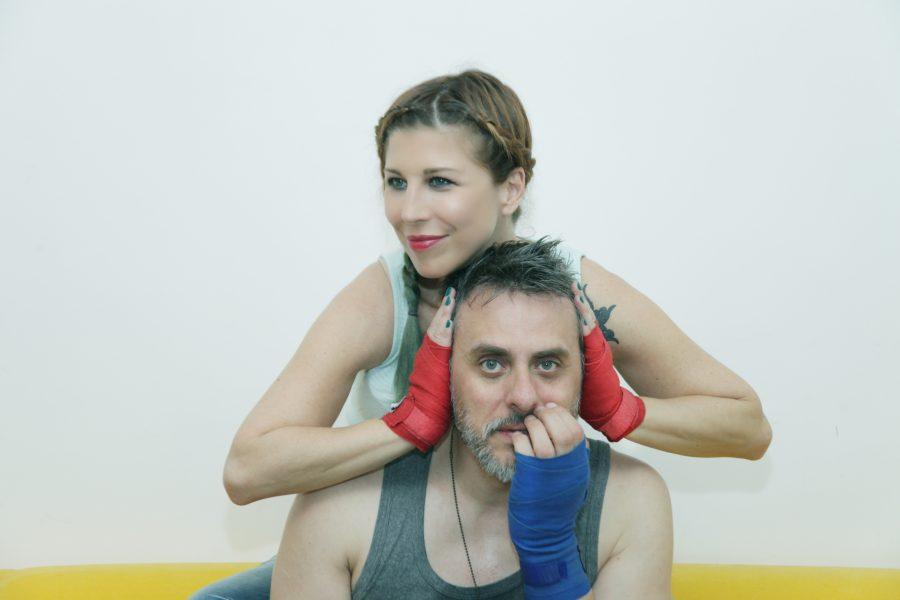 Massimiliano Vado e Michela Andreozzi protagonisti di Ring a Roma