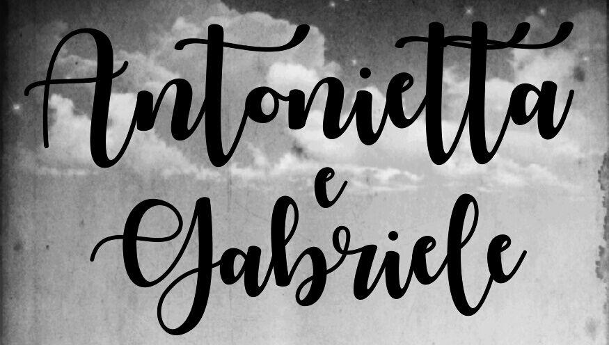 crowdfunding per Antonietta e Gabriele con Simone Sibillano e Brunella Platania