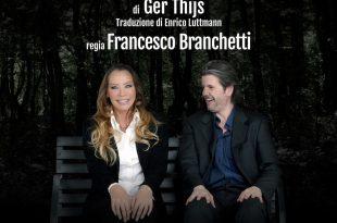 Barbara De Rossi e Francesco Branchetti ne Il Bacio debuttano a Milano