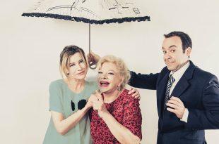 100mq con Sandra Milo e Giorgia Wurth al Teatro Marconi di Roma