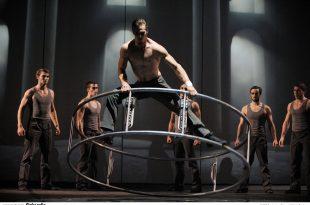 Cirque Eloize - nuovo spettacolo Cirkopolis