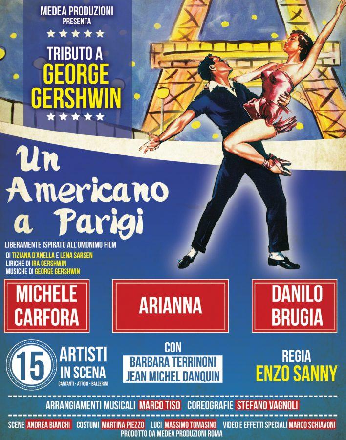Un Americano a Parigi – Tributo a George Gershwin