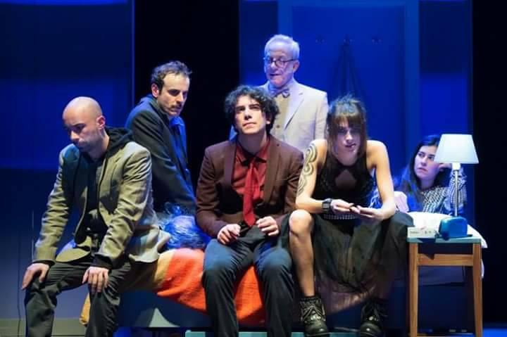 Teatro Nino Manfedi di Ostia Certe Notti di Antonio Grosso