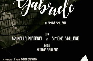 Roma Antonietta e Gabriele di e con Simone Sibillano e Brunella Platania