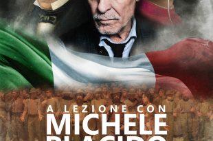 A lezione con Michele Placido - evento a Roma con il grande mattatore italiano