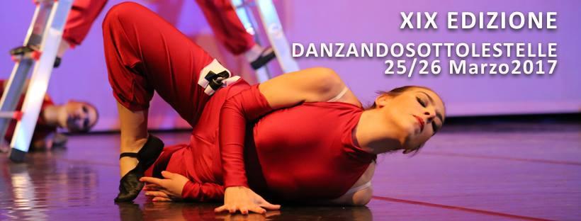 Danzando sotto le stelle 2017 - bando per partecipare al concorso di Danza