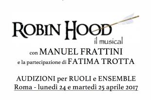 Bando Robin Hood 2017 2018