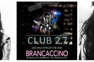 Club 2.7 la maledizione del 27 a Roma