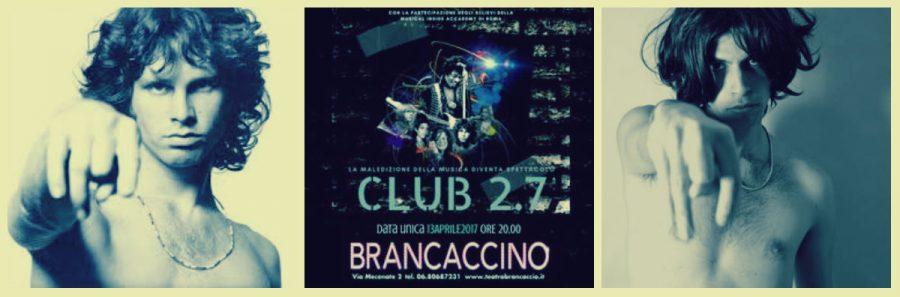 Club 2.7 la maledizione del 27 a Roma _2