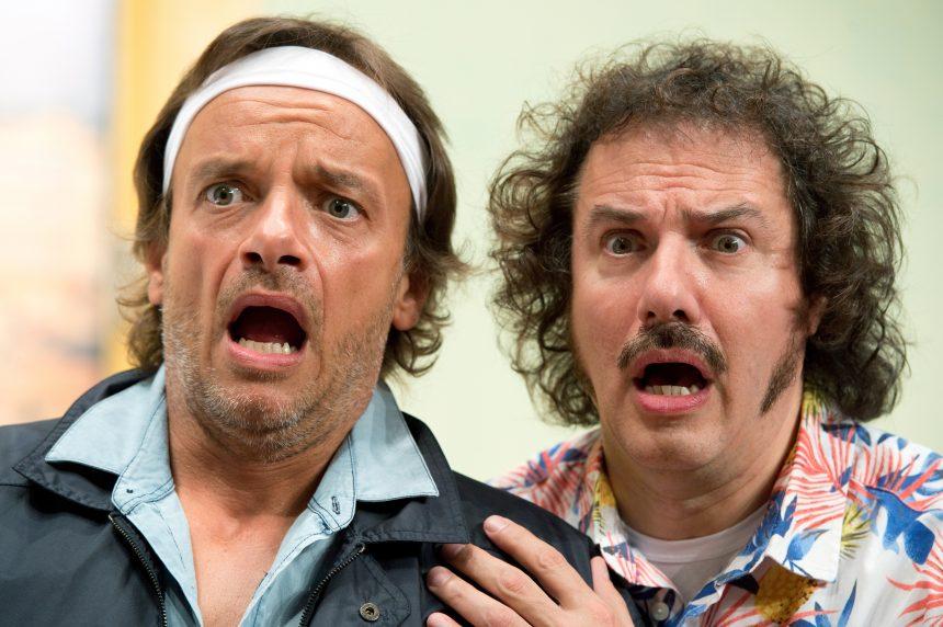 Al Teatro Marconi di Roma arriva Taxi a due piazze con Gianluca Guidi e Giampiero Ingrassia