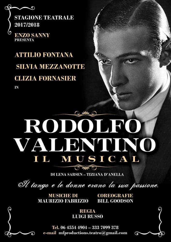 Casting danzatori e danzatrici per Rodolfo Valentino il Musical