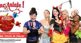 Disincantate! il musical - a maggio nuova replica a Milano