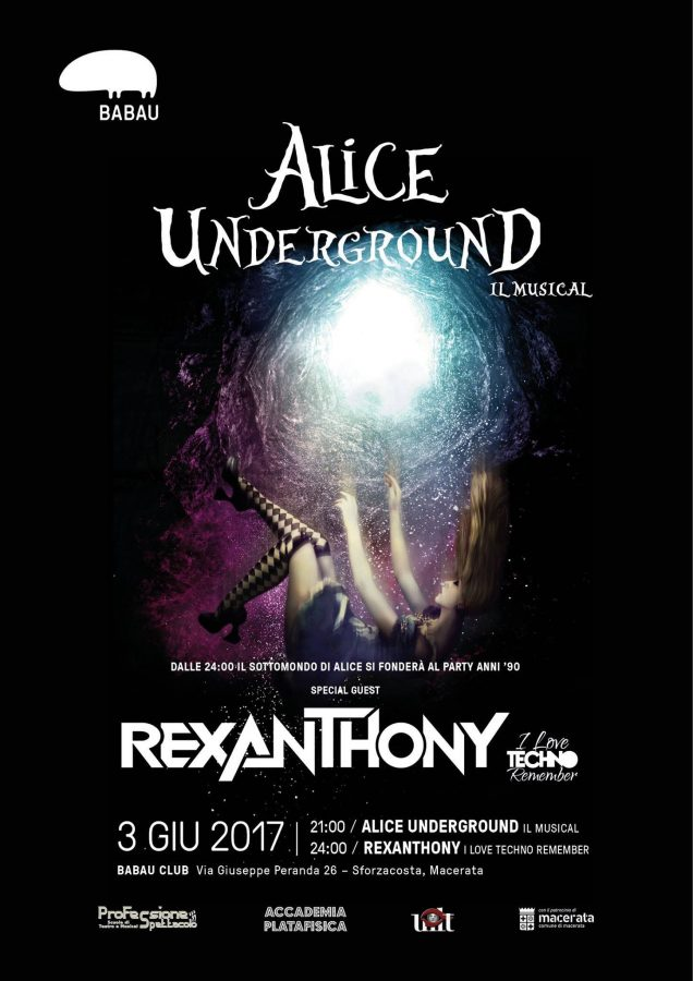 Alice Underground Musical
