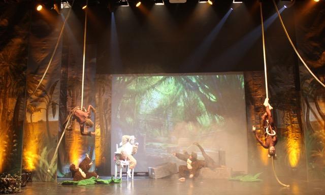 Il musical per famiglie Il libro della giungla: Il viaggio di Mowgli a Milano