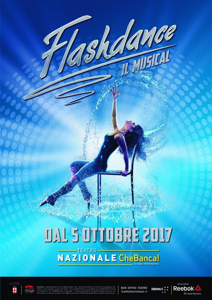 Flashdance il musical. La nuova produzione Stage Entertainment 2017-2018