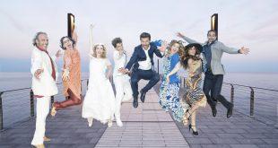 Mamma Mia il Musical cast e date tour estivo e tour invernale 2017 2018