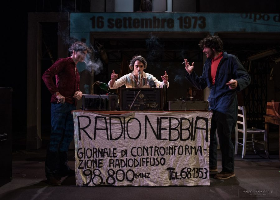 Musica Ribelle opera rock parte da Milano il tour 2017 - 2018