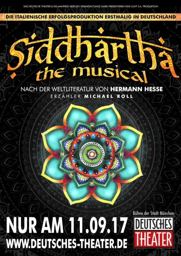 Siddhartha The Musical - al via il tour mondiale in Germania e Messico