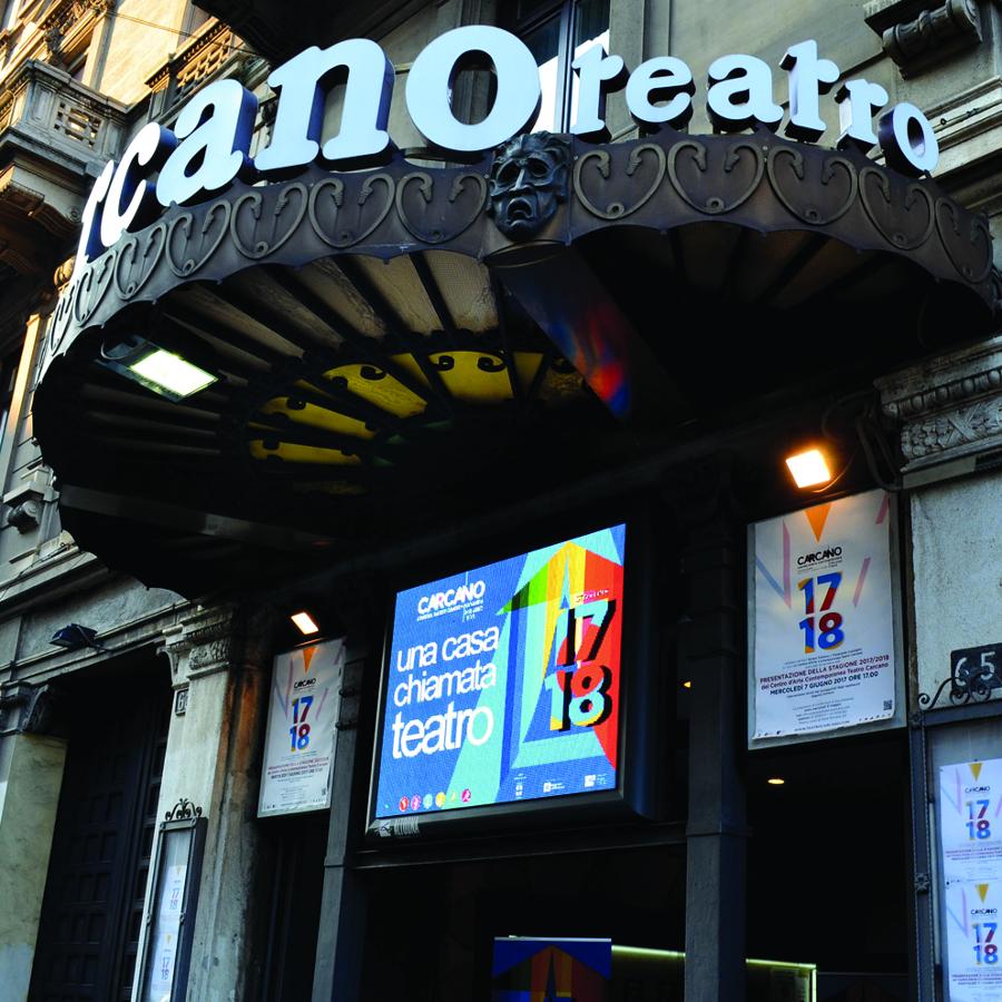Teatro Carcano 2017 – 2018 spettacoli della stagione