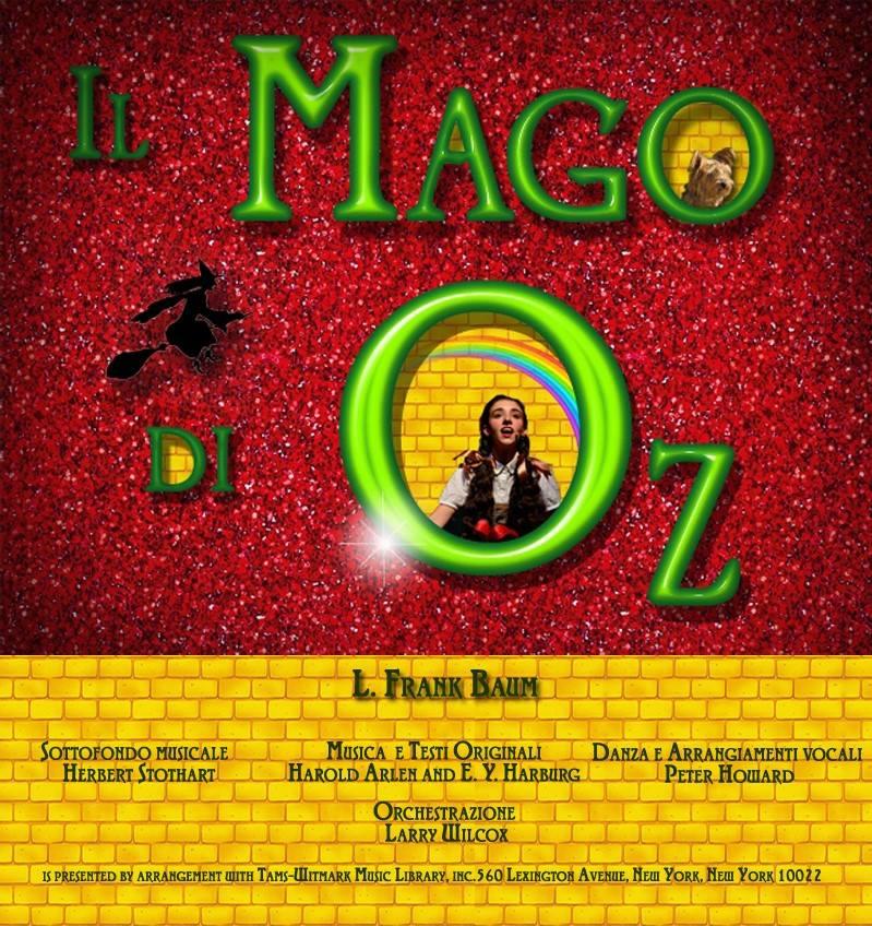 Bando Mago di Oz nuova produzione Children's Musical School