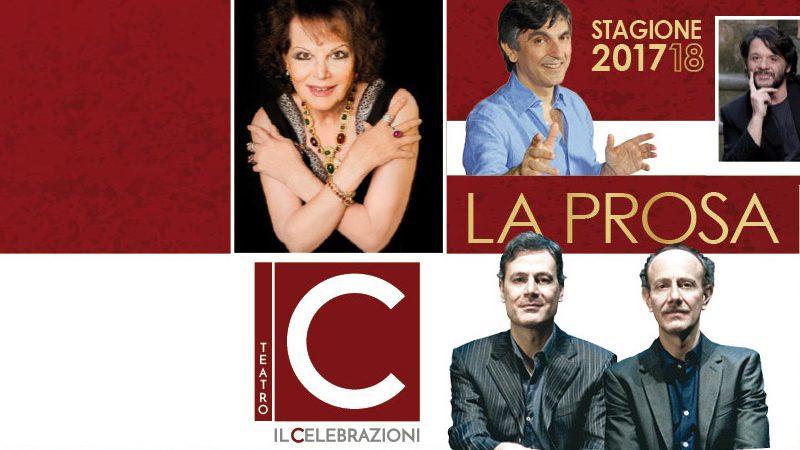 Teatro di Bologna Il Celebrazioni 2017-2018 - spettacoli in programma