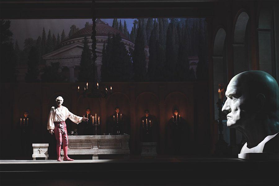 Don Giovanni. Foto di ML Antonelli_AGF - stagione 2017/2018 Teatro Coccia